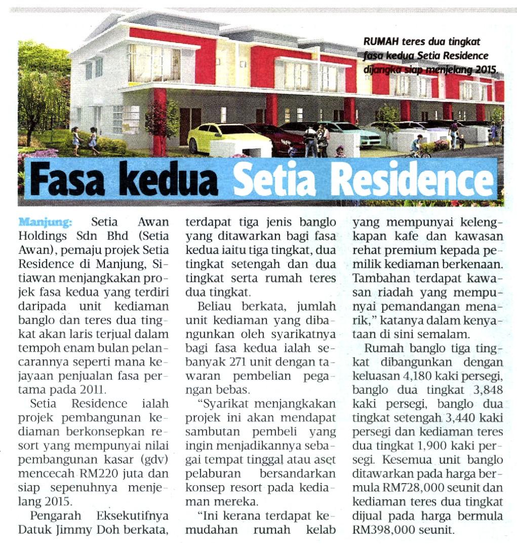 20130406_N60_MET_BN_63_FC_FASA~KEDUA~SETIA~RESIDENCE
